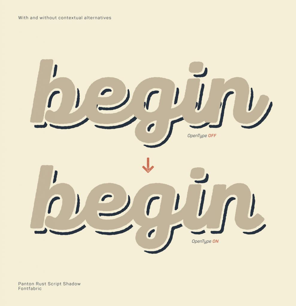 The Making of Panton Rust - Fontfabric™ Blog