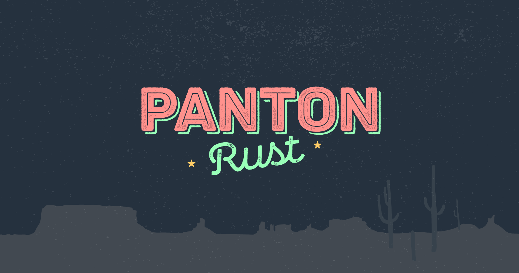The Making of Panton Rust - Fontfabric™ Blog