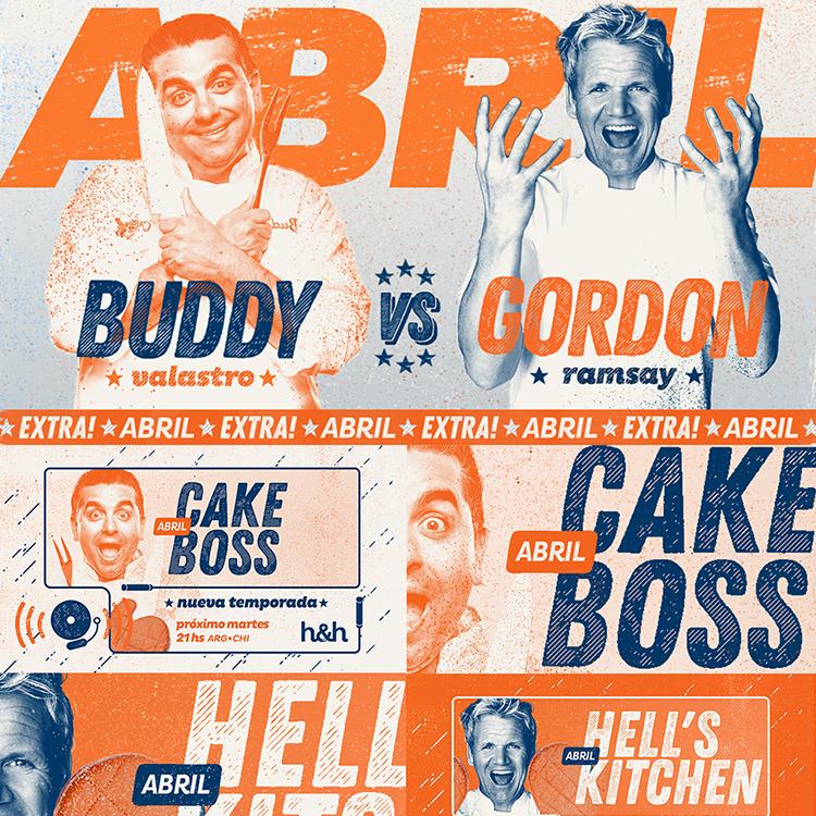 h&h discovery : Buddy vs Gordon - Zing Rust