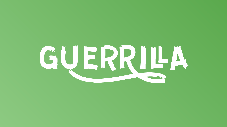 Guerrilla - Fontfabric™
