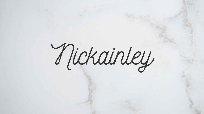 Nickainley - Fontfabric™