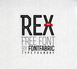Rex - Fontfabric™