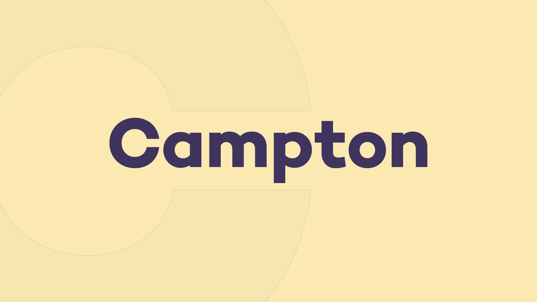 Campton - Fontfabric™