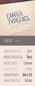 Canter - Fontfabric™