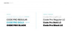Code Pro - Fontfabric™