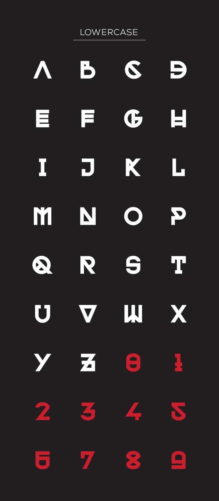 Kontanter - Fontfabric™