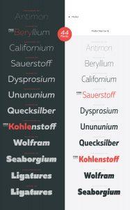 Muller - Fontfabric™