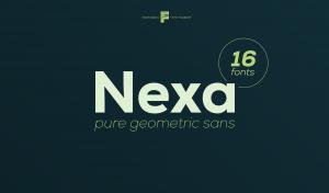 Nexa - Fontfabric™