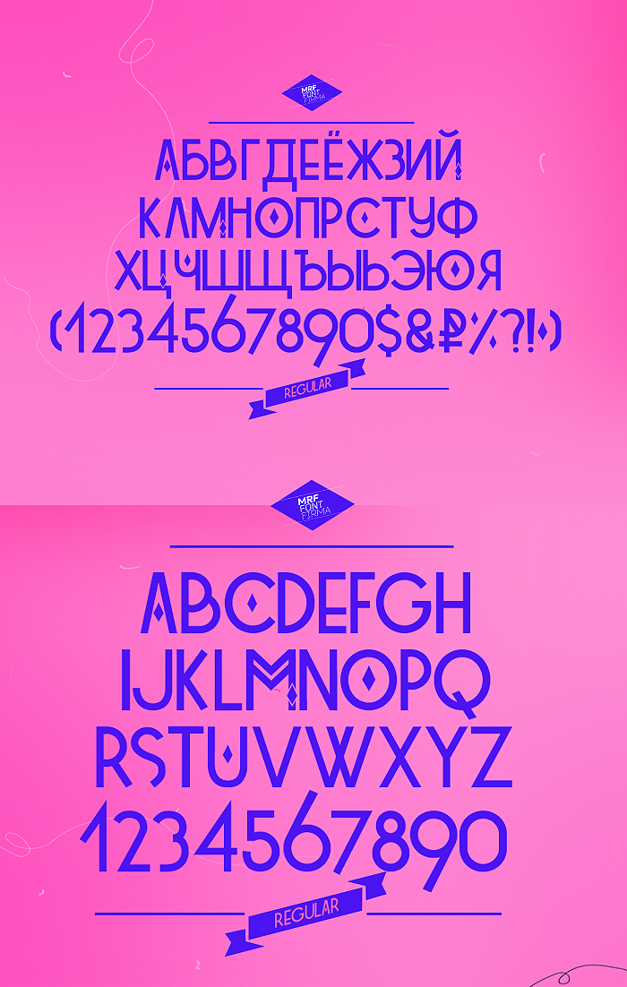 Tetra Fontfabric