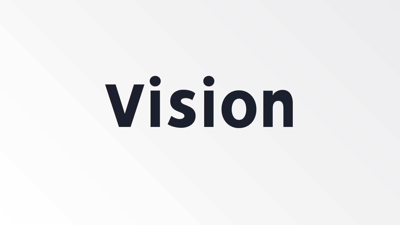 Vision - Fontfabric™
