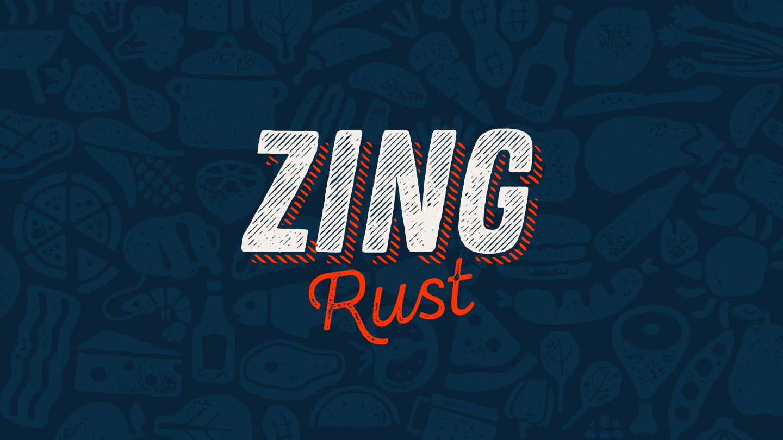 Zing Rust - Fontfabric™