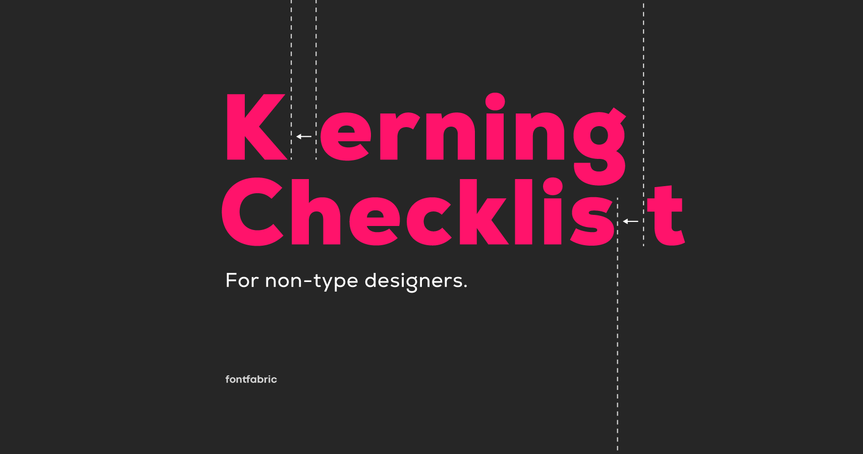 Good Kerning Gone Bad? 11 Mistakes You Want to Avoid to Reach Typography Bliss